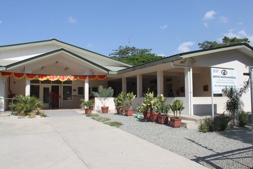 Timor-Leste National Eye Centre