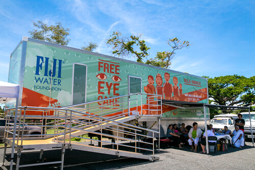 Mobile Eye Clinic