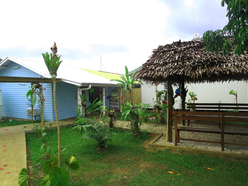 Madang Eye Clinic